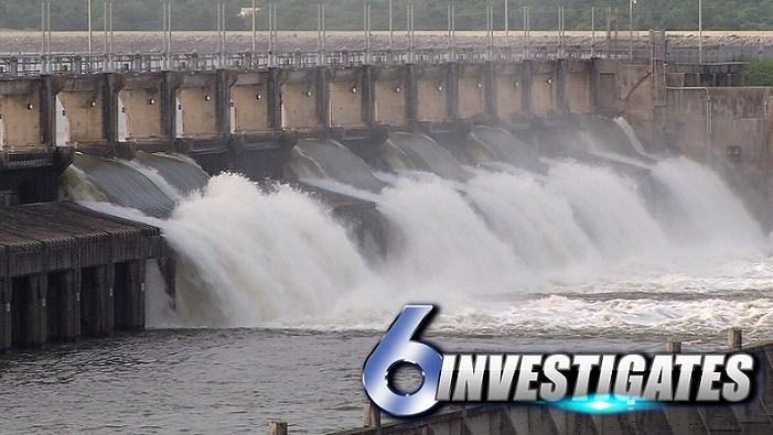 6 Investigates: Water release data does not measure Page 1 of 6 http://www.kristv.