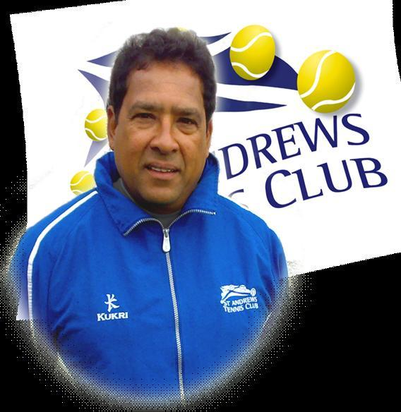 Dear Member Coaching Programme Overview I am delighted to have been appointed as Head Coach at St Andrews Tennis Club and I look forward to the opportunity to