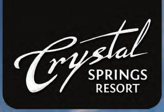 8 Rounds on Crystal Springs award-winning courses Savings of up to $500