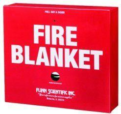 Fire Prevention Fire blanket: