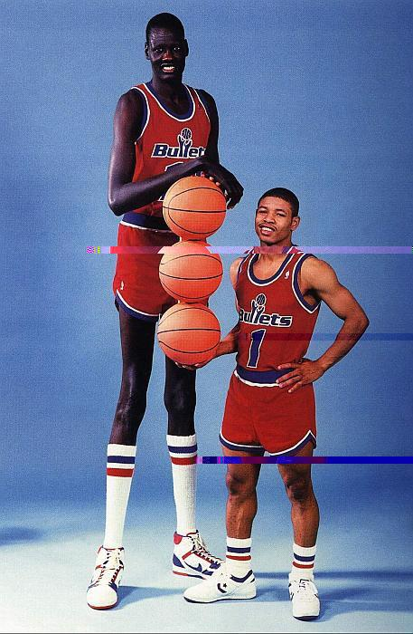 Physical Characteristics Height Height is the measurement of how tall a person is. In basketball height is a very important characteristic for a player Basketball players come in all shapes and sizes.