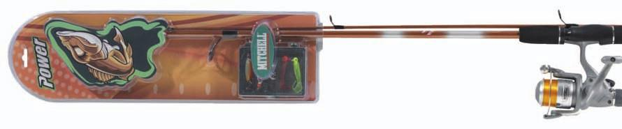 0 579 0058489 COMBO RTF POWER T-0 Trout -,0 m 0-0 g TELE-,0 m POWER 0