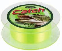 CATCH PIKE 0574 005707 0.5mm 4.9kg 00m Fluo green 0575 0057074 0.8mm 5.