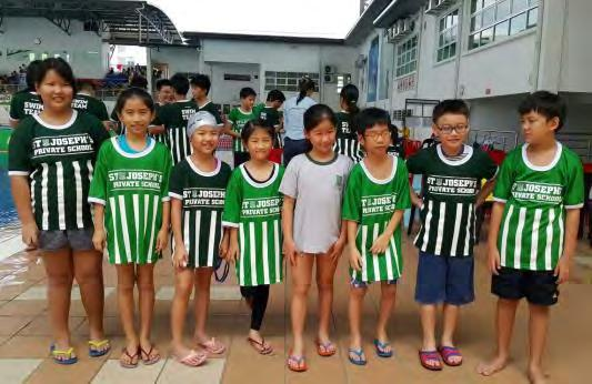 Sports Achievements THE FIFTH SAMARAHAN-KUCHING DIVISIONS PRIMARY / SECONDARY INTER-SCHOOL SWIMMING CHAMPIONSHIP 15 AUGUST 2015 TO 16 AUGUST 2015 AQUATIC CENTRE OF EXCELLENCE Benedict Ng Tian En (P3