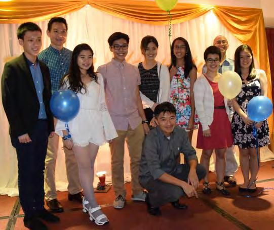The Tempest Afterparty An afterparty was held on 22 August 2015 at Thian Court,