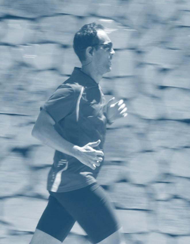 Introduction IIII There are a lot of studies have shown the health benefits of running.