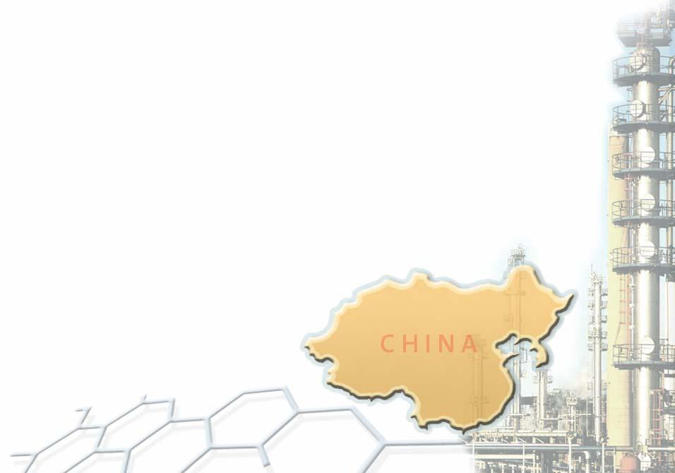 Petrochemical Industry in China - Growing Demand and Supply in