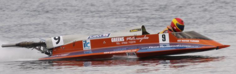 POWERBOAT GP RACE EVENT & FORMAT A Powerboat GP event takes place over a weekend and comprises an action packed schedule