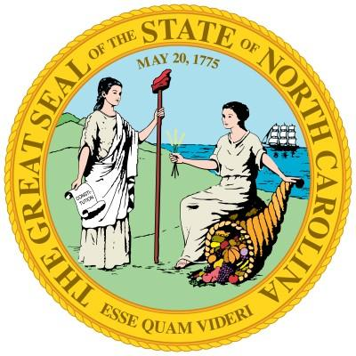 STATE OF NORTH CAROLINA OFFICE OF THE GOVERNOR 20301 MAIL SERVICE CENTER RALEIGH, NC 27699-0301 PAT MCCRORY GOVERNOR July 23, 2016 Dear Friends, On behalf of the State of North Carolina, it is a