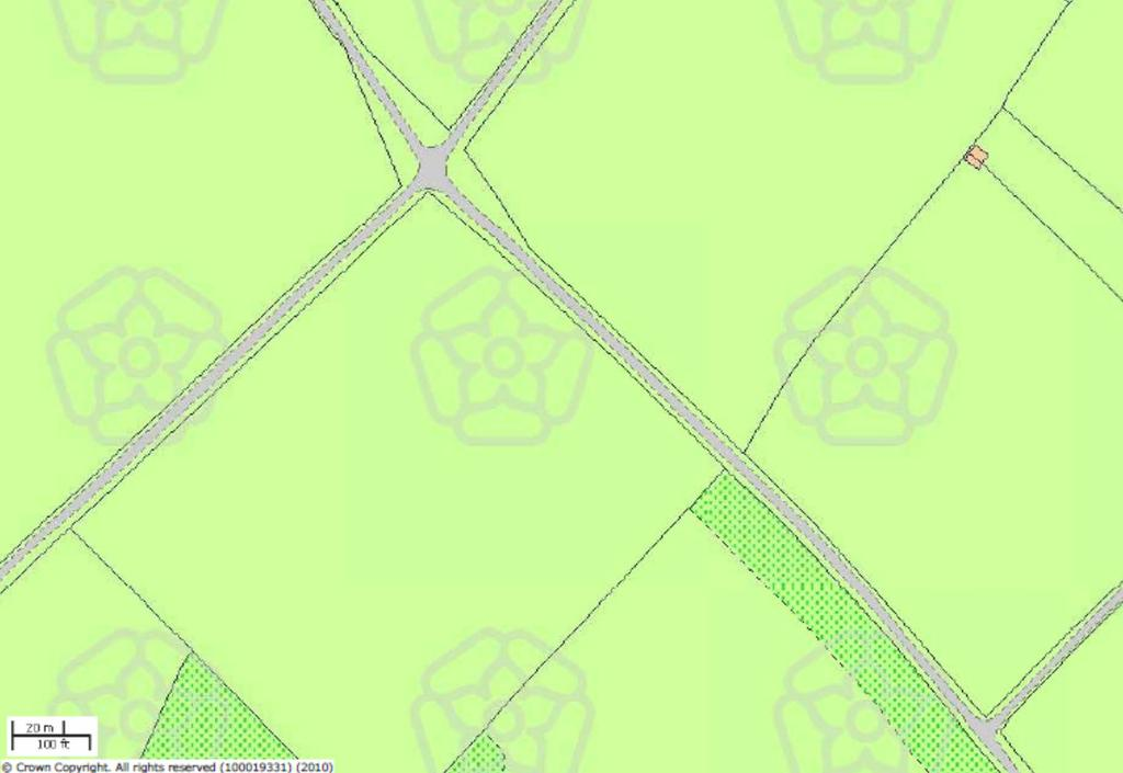 HOLLOWELL Teeton to Guilsborough Road Area for mowing - Map 2 - Rev December 2015 (DRAFT) 9.