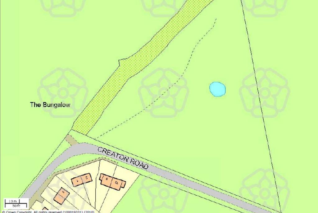 HOLLOWELL POCKET PARK Map 3 Rev December 2015 (DRAFT) Picnic table Area for mowing Area for Extra Low Cut & Strimming PLAY