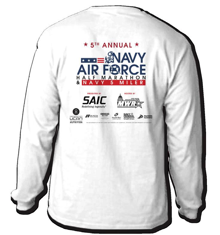 Official Race Guide HOSPITALITY: NAVYHALF.