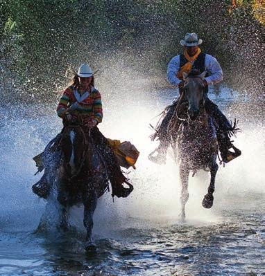 Saddle up for the Western Adventure of a lifetime. Escape to the horseback world of the Great American West.