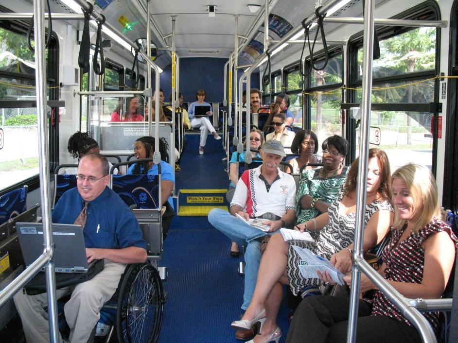 INTRODUCTION Public transit serves a vital transportation function for many people; it is their access to jobs, school, shopping, recreation, visiting friends and family, worship, and many other