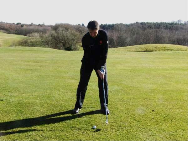 You will instantly feel the weight of the club and as you swing the club up and around the body and then back down and through impact to the full follow through, it will encourage that good swing