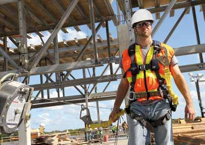 A Broader Definition of Fall Protection Leads to New Standards and Regulations Historically, fall protection referred to preventing people from falling.