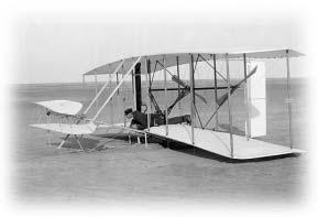 The Society thanks you for the report on the success of the 1902 Glider. They are also following the progress of Samuel Langley s flying research.