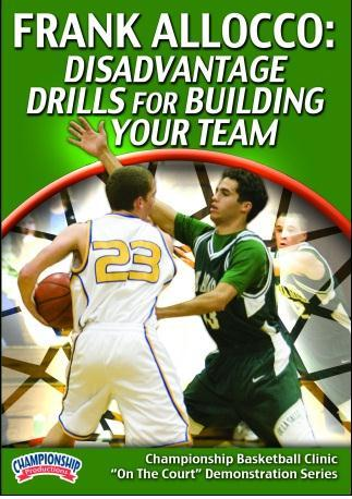Coach Troy Culley Disadvantage Drills for Building Your Team Notes by Coach Troy Culley Develop players who think quicker, make better decisions and exhibit greater confidence and composure under