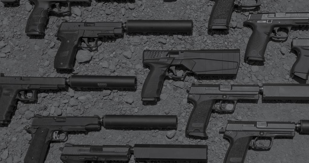 Register Your SilencerCo Product Online To Activate Your