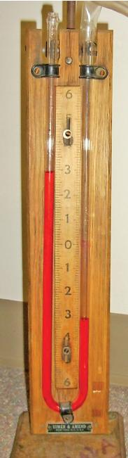 The basic manometer.