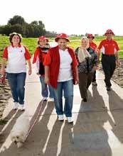 Why get involved with Heart Foundation Walking? Heart Foundation Walking is a nation-wide program that operates on a tried and tested model that has been operating since 1995.