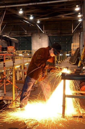 Personal Safety Tips Ventilate welding and cutting work areas adequately.