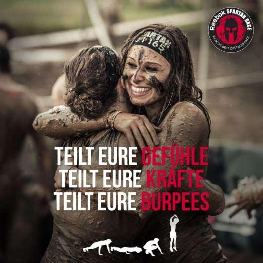 7. New Burpee regulation Burpees are an essential part of the Spartan Race experience!