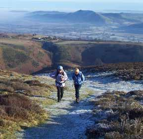 People often join a gym in the New Year, but one month s gym membership can purchase a whole year s subscription to the Ramblers. The Festival of Winter Walks 4.