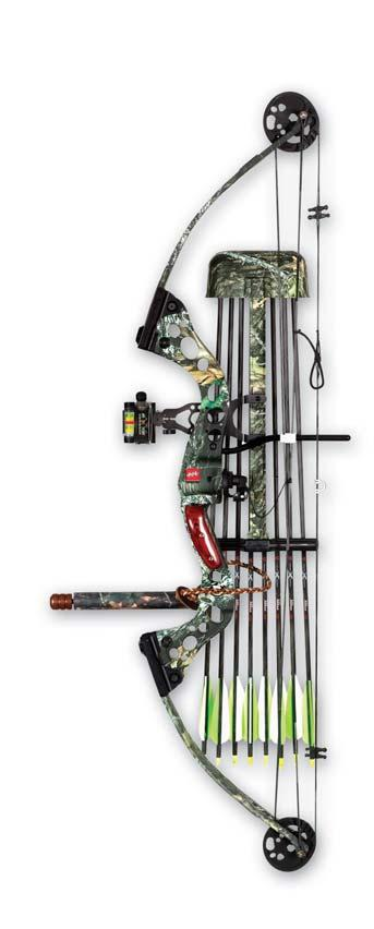 BIG FIVE BIG FIVE PRO BIG FIVE BIG INCLUDED ACCESSORIES FIVE BIG 5 PRO The Big Five Pro and Big Five are the most powerful, high kinetic energy big game hunting bows ever produced.