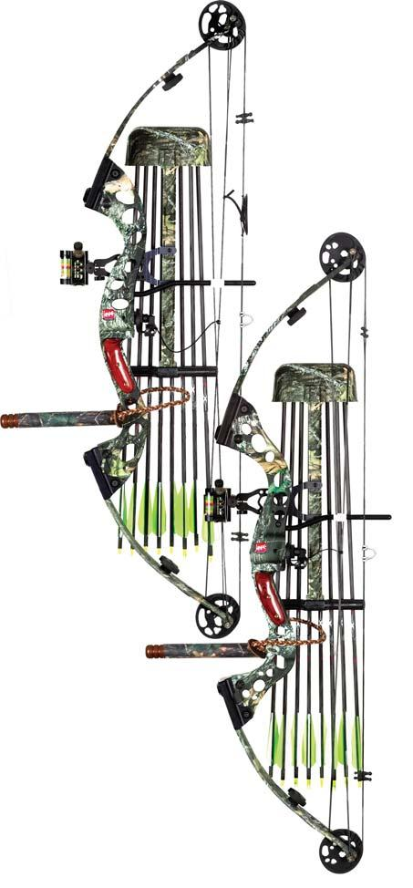 CHOOSE YOUR SIGHT FOR YOUR BIG FIVE PACKAGE: INCLUDED FACTORY ACCESSORIES: RHEOGLO SIGHT LITE PHANTOM DROP-AWAY ARROW REST ISOLATOR STABILIZER MONGOOSE PEEP BRAIDED SLING ONE DOZEN BLACK MAMBA ARROWS