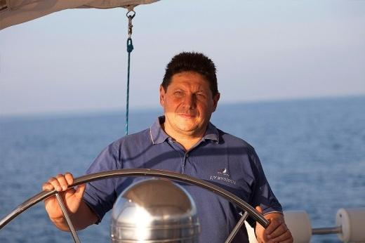 Captain Massimo Vaccaro, Italian, 52 y.o. Massimo is a highly professional and reliable Captain. He has over twenty years experience in the maritime field.