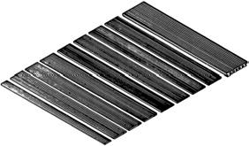 : Comb Plates/Floor Plates Floor Plates 506, 506 SL, 510, 606 Escalators Part No.