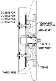 : Handrail Drive Components (page 73)