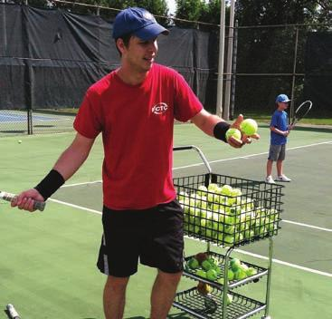 Junior Programs Forest City Tennis Center (FCTC), formerly known as the Clock Tower Racquet Club, has been in the business of developing junior players in Northern Illinois for over 30 years.