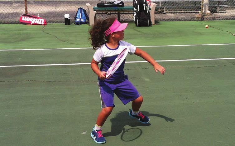 Additional Junior Programs TT/TAP MATCH PLAY Open to competitive juniors in the TT and TAP programs who want to prepare and practice matchplay for USTA tournament matches.