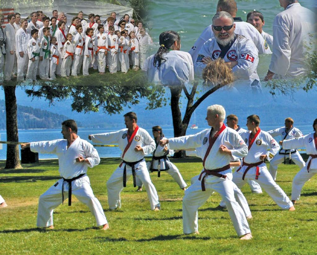 The Northwest Kick Fest will be hosted annually in Sandpoint, Idaho by the Black Bear Martial Arts located at 114 Boyer Avenue in