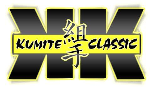 kumiteregistration.com *competitors can weigh-in early Friday night or Saturday morning.
