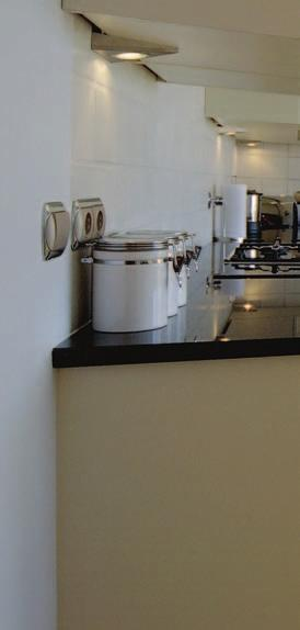 fine quality appliances including hob, built-in oven,