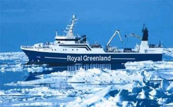 RG Prawn Production Entities Trawler division (Nuuk, Greenland)