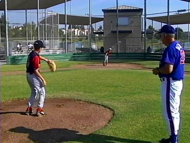 Target Throwing Drill 3 This can be used as a warmupdrill to get loose before a more intense pitching workout.