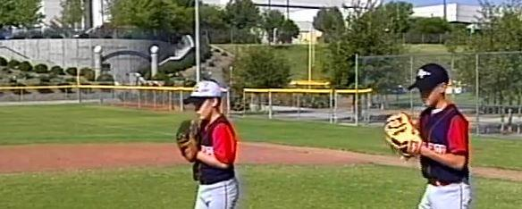 Dry Run Pitching Drill 4 STANCE To help pitchers understand and develop the phases of the pitching motion, in a slow, controlled manner that allows the