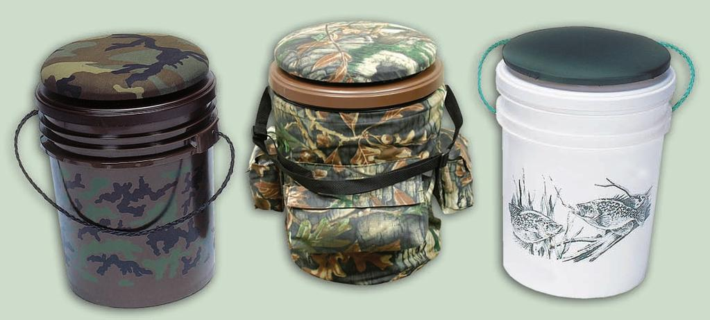 SPORTS BUCKETS & HUNTING