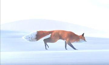 Story Synopsis Somewhere in the frozen North, a hungry fox is looking for his next meal.