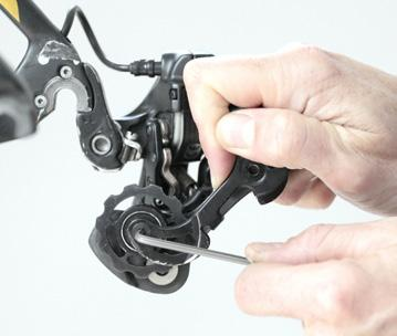 You will need a new chain that is approximately 3 links longer to complete the install.