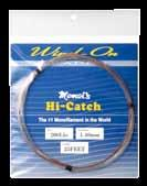 High Durability Extra Hardness (60% higher than Hi-Catch Classic Leader) Leader Line for Trolling and Boat Fishing Japanese No. #60.00 #80.00 #100.00 #120.00 #130.00 #150.00 #180.00 #220.
