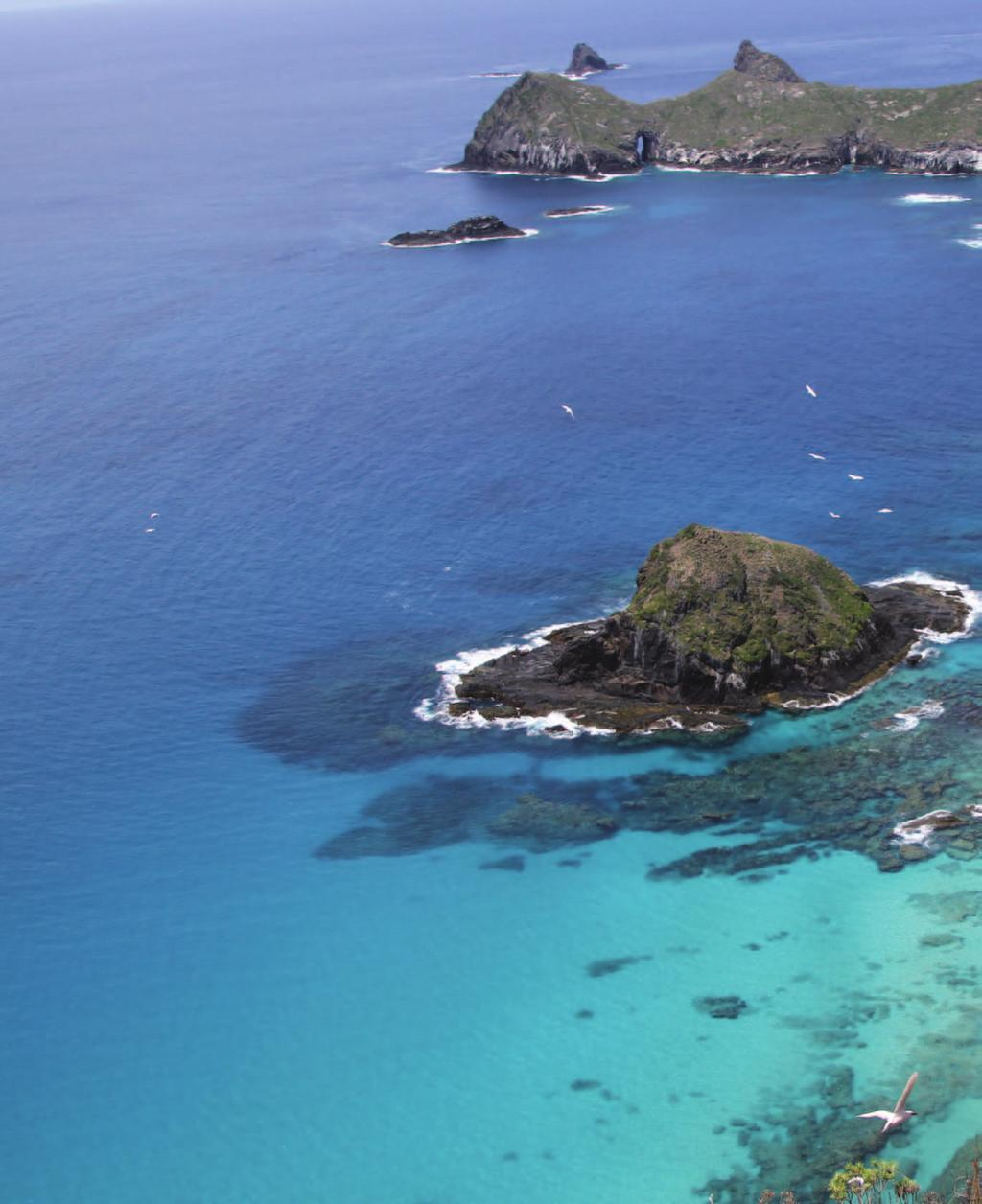 Admiralty Islets from