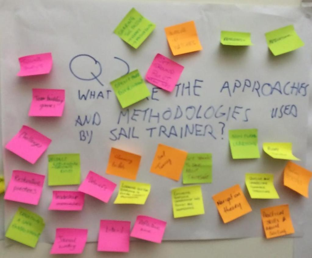 Greenwich Seminar Outcomes First steps towards defining of