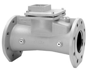 .. DN125 The gas valves are used in combination with the SKP /SKL actuators As a control