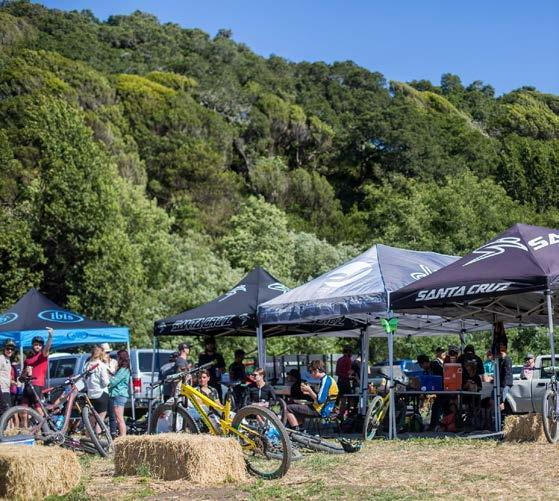 Old Cabin Classic Bike Events Sold out at 400 participants in 2017, expected 600 in 2018 Raised over $10,000 for new singletrack in Wilder Ranch State Park and