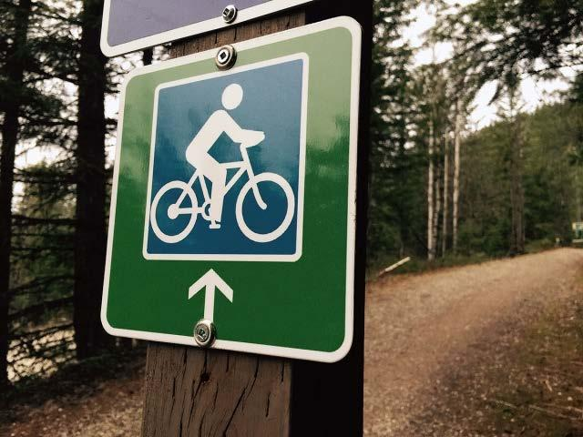 Conclusion Vibrant mountain bike community + lack of legal trails = need for increased mountain bike access and bike-specific trails We have a